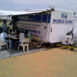 CHAPS Mobile clinic